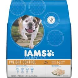 Picture of Iams Proactive Health Weight Control Dog Food - 29.1 lb
