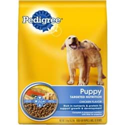 Picture of Pedigree Complete Nutrition For Puppies Dog Food - 16.3 lb