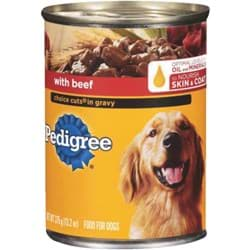 Picture of Pedigree Choice Cuts In Gravy Dog Food