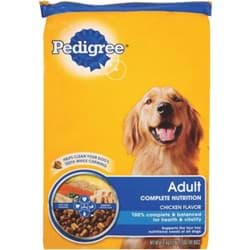 Picture of Pedigree Adult Complete Nutrition Dog Food - 17 lb