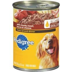 Picture of Pedigree Meaty Ground Dinner Wet Dog Food