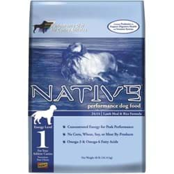 Picture of Kent Native Performance Dog Food - Large Breed Performance