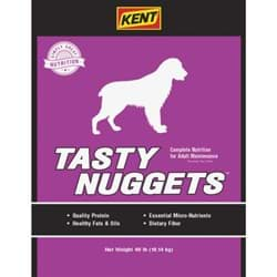 Picture of Kent Tasty Nuggets Dog Food