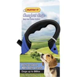 Picture of Westminster Pet Ruffin' it Retractable Leash With Comfort Grip Handle