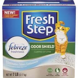 Picture of Fresh Step Odor Shield Clumping Cat Litter - 7 lb