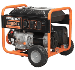 Picture of Generator Portable Generac - 6500w
