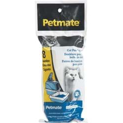 "Picture of Petmate Disposable Cat Litter Pan Liner - 35"" L x 18"" W"