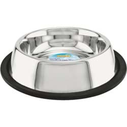 Picture of Westminster Pet Ruffin' it Non-Skid Stainless Steel Pet Bowl - 16 oz