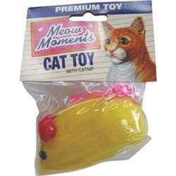 Picture of Westminster Pet Ruffin' it Mouse Cat Toy