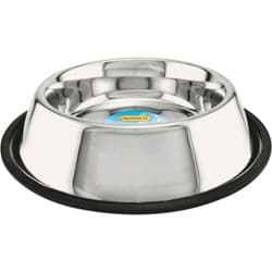 Picture of Westminster Pet Ruffin' it Non-Skid Stainless Steel Pet Bowl - 32 oz