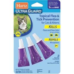 Picture of Hartz UltraGuard Flea & Tick Treatment For Cats & Kittens