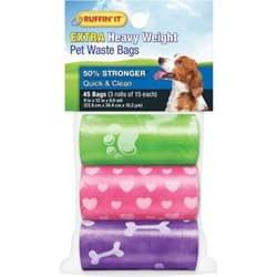 Picture of Ruffin' it Multi-Color Pet Waste Bag