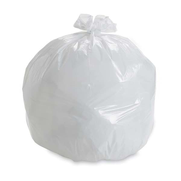 Picture of Trash Can Liner White – 10gal.