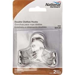 Picture of National V163 Double Clothes Hook