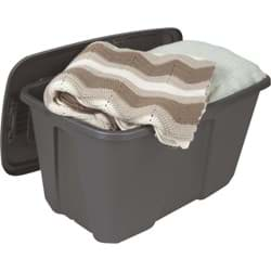 Picture of Homz 4-Way Handle Storage Tote