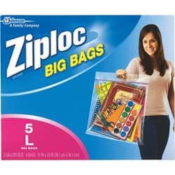 Picture of Ziploc Big Storage Bag