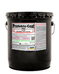 Picture of Pipe Coating External – Black