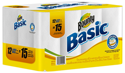 Picture of Roll Towel Bounty Basic – 12