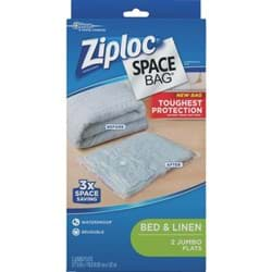 Picture of Ziploc Space Bag Vacuum Seal Storage Bag