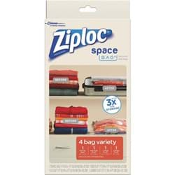 Picture of Ziploc Space Bag Vacuum Seal Variety Storage Bag