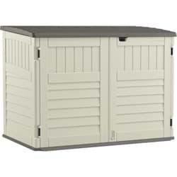 Picture of Suncast Stow-Away 70 Cu. Ft. Horizontal Storage Shed