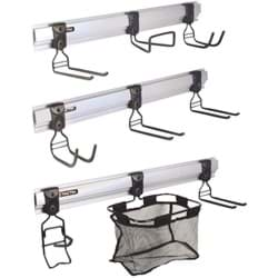 Picture of Deluxe Hook Garage Hang Rail Kit
