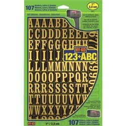 Picture for category Adhesive Number & Letter Set