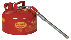 Picture of Safety Can Type II w/ Spout Eagle – 2gal.