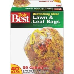 Picture of Do it Best Drawstring Lawn & Leaf Bag