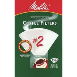 Picture of Melitta #2 Cone Coffee Filter