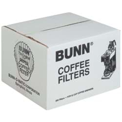 Picture of Bunn Commercial Paper Coffee Filter