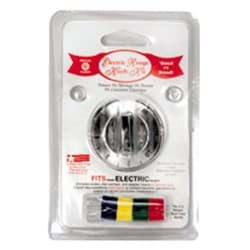 Picture of Range Kleen Replacement Electric Range & Oven Knob Kit