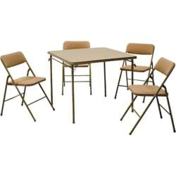 Picture of COSCO 5-Piece Table and Chair Set