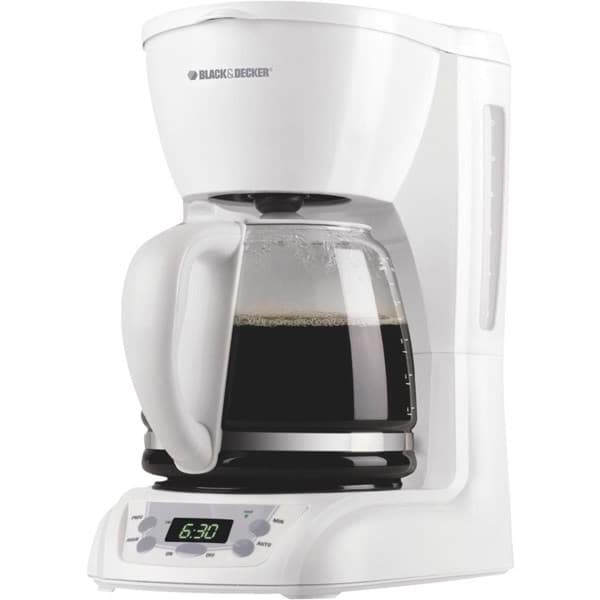 Picture of Black & Decker 12-Cup Programmable Coffee Maker