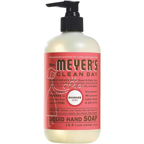 Picture of Mrs. Meyer's Clean Day Liquid Hand Soap