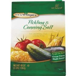 Picture of Mrs. Wages Canning & Pickling Salt