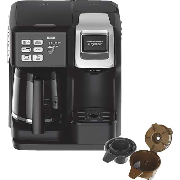Picture of Hamilton Beach FlexBrew 2-Way Coffee Brewer