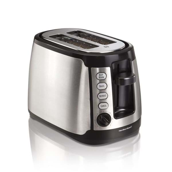 Picture of Hamilton Beach 2-Slice Keep Warm Toaster