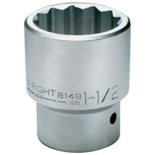 "Picture of Socket Drive 1/2"" 12 Point Wright – 3/8"""