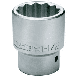 "Picture of Socket Drive 1/2"" 12 Point Wright – 7/8"""