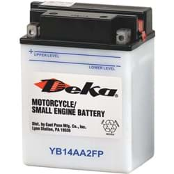 Picture for category Powersport Battery