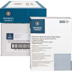 Picture of Business Source Copier Paper - 5pk