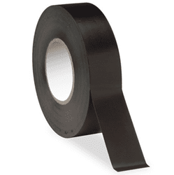 "Picture of Tape Electrical 3/4"" x 66' Ape Tape – Black"