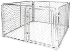 Picture of Fence Master Silver Series Pet Kennel