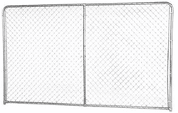 Picture of Fence Master Silver Series Kennel Panel
