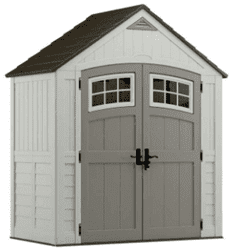Picture of Suncast Cascade 322 Cu. Ft. Blow Molded Resin Storage Shed
