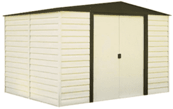 Picture of Arrow Dallas 10X8 Storage Shed