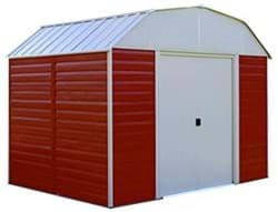 Picture of Arrow Red Barn 10X8 Storage Shed