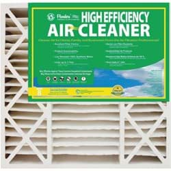 "Picture of Flanders High Efficiency Deep Pleat Air Conditioner & Furnace Filter - 16""x25""x4-1/2"""