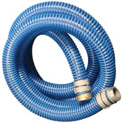 Picture of 2 In. x 20 Ft. XtremeFlex Suction Hose Assembly — Pin Lug